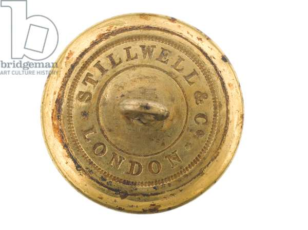 Button, Bombay Staff Corps, 1861-1876 (gilt)