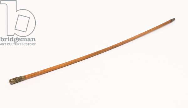 Swagger stick, Royal Northern Reserve Regiment, 1900-1901 (swagger stick)