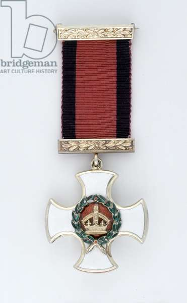 Distinguished Service Order, Colonel William Henry Slingsby O'Neill, Royal Dublin Fusiliers (metal)