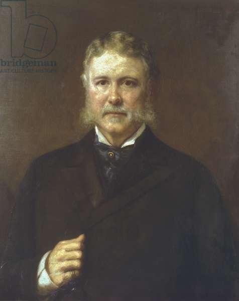 Chester A. Arthur, 1884 (oil on canvas)