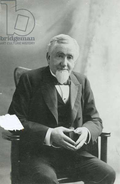 George Pullman (b/w photo)