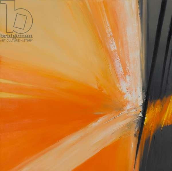 Exodus, 2015 (oil on canvas)