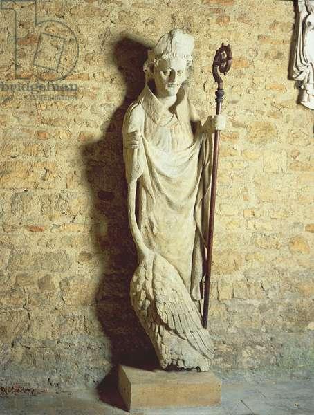 St Hugh of Lincoln (stone)
