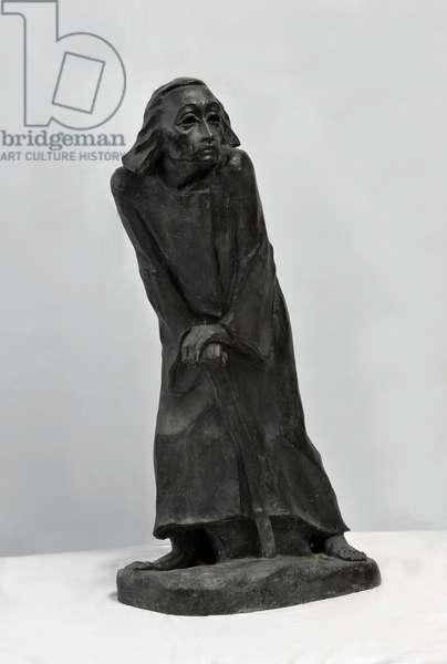 The Wanderer, (bronze)