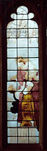 Charity (stained glass)