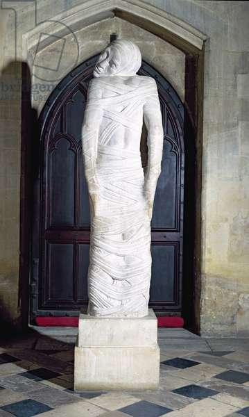 Lazarus, 1947-48 (Hoptonwood stone)