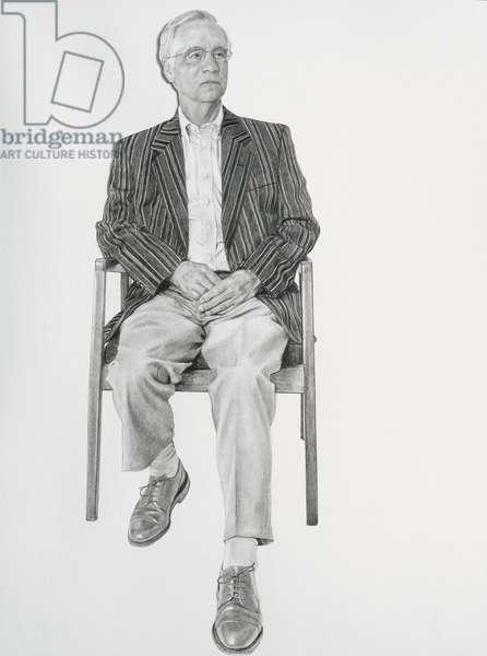 Trevor Powell, 2012 (pencil on paper)