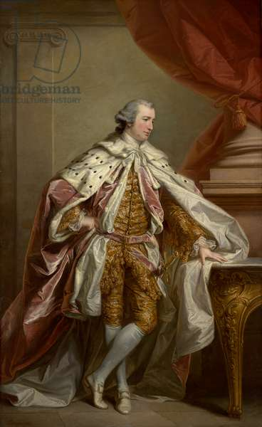 James Duff, Second Earl of Fife (1729-1809), 1765 (oil on canvas)