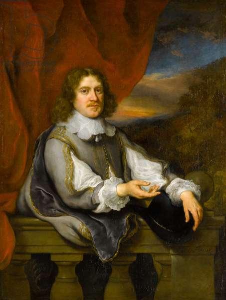 Portrait of a Gentleman (Jan van Hellemont?), 1646 (oil on canvas)