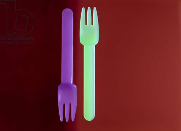 Two Forks (Rothko) 2002 (photo)