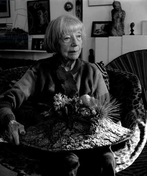 Eileen Agar - portrait