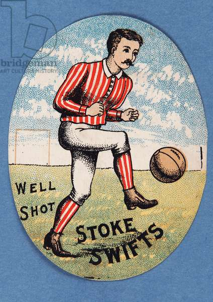 Well Shot Stoke Swifts (colour litho)