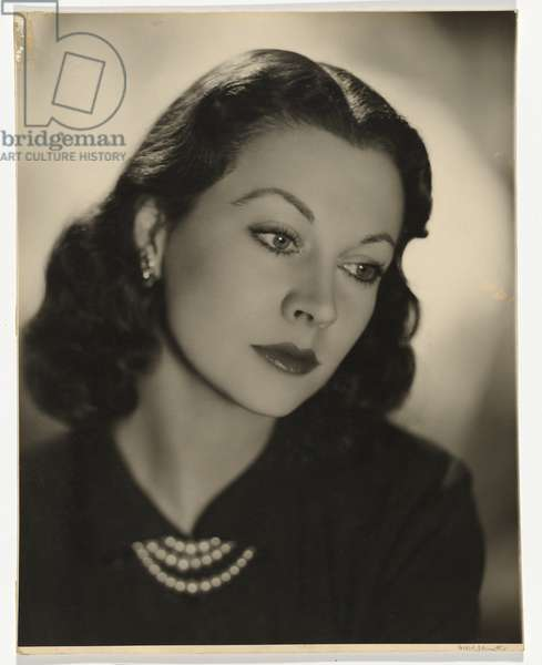 Vivien Leigh, 1948 (gelatin silver photo)