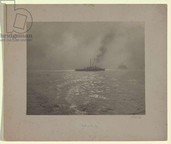 Rift in the Fog, c.1909 (gelatin silver photo)