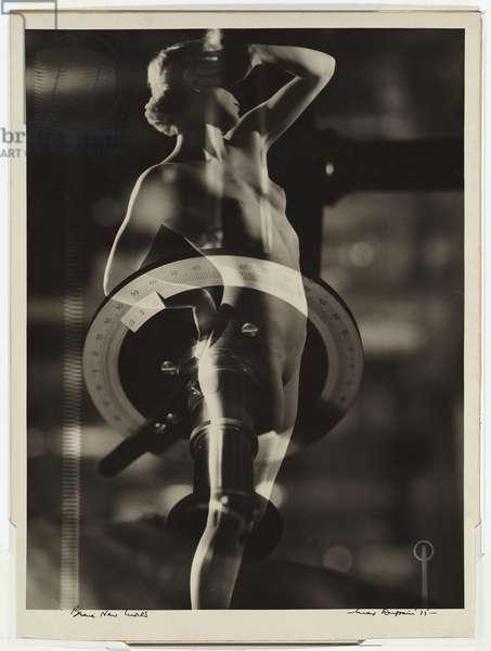 Brave New World, 1935 (gelatin silver photo)