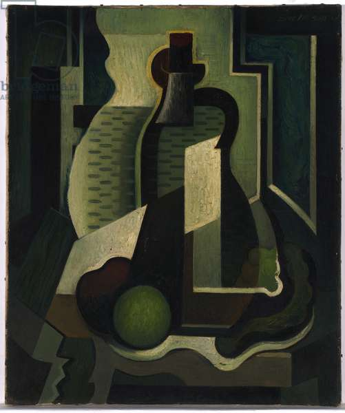 Abstract - Still Life, 1939 (oil on canvas)