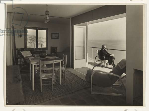 Design for living, 1935 (gelatin silver photo)