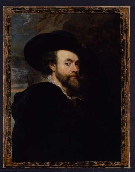 Self Portrait, 1623 (oil on canvas)