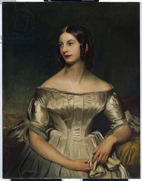 Miss Agnes Morison, c.1830 (oil on canvas)