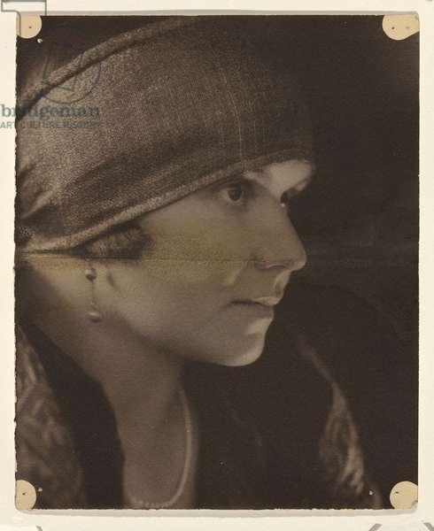 Madame W. Mortill (Lydia Mortill) c.1926 (gelatin silver photo)
