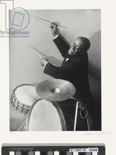 Buddy Gilmore, 1927 (gelatin silver photo)