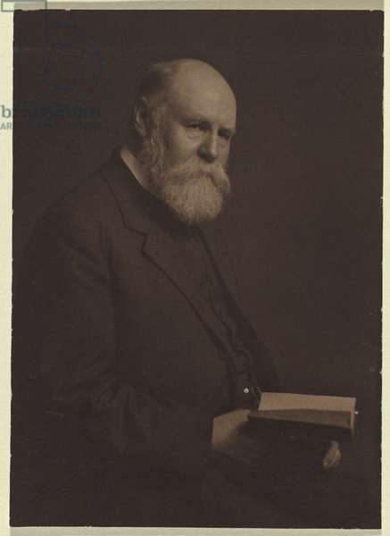 Portrait of Judge Docker, 1909 (gelatin silver photo)