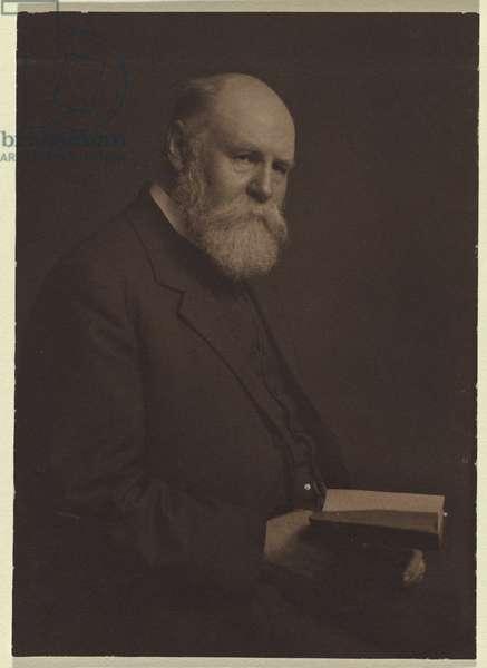Portrait of Judge Docker, 1909 (gelatin silver photo)