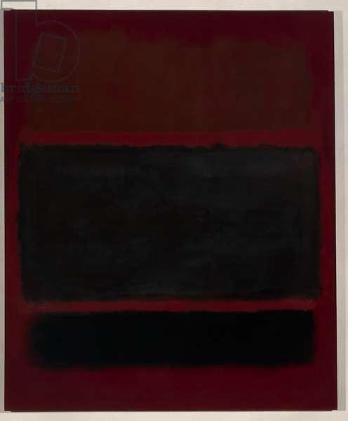 1957 #20, 1957 (oil on canvas)