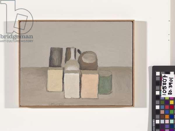 Natura Morta (Still Life) 1956 (oil on canvas)