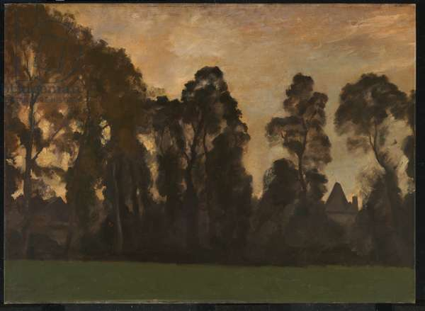 Four o'clock, c.1910 (oil on canvas)