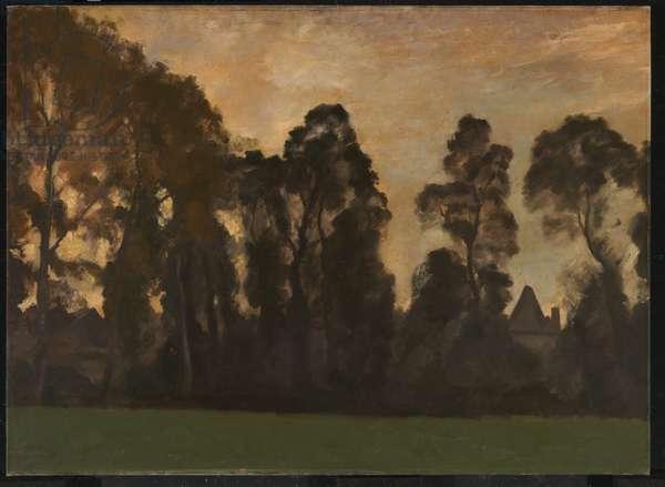 Four o'clock, c.1910 (oil on canvas)