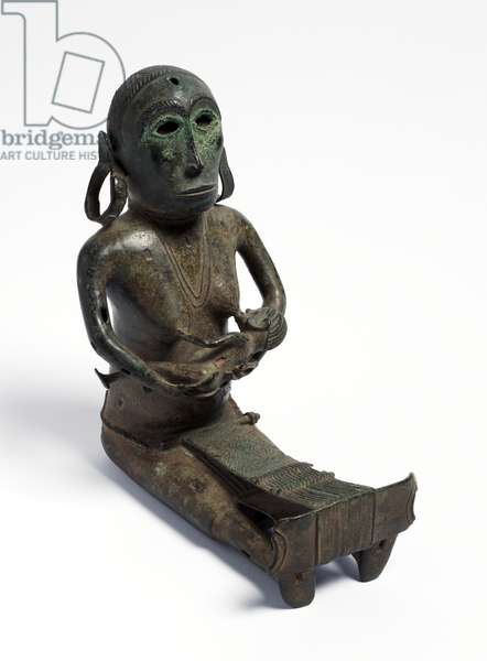 The Bronze Weaver (bronze)