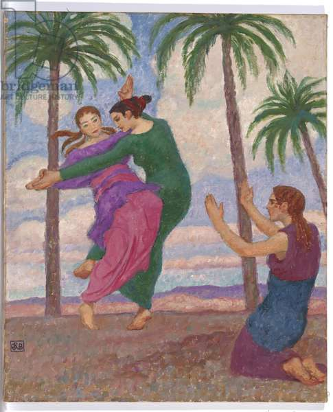The Dance, c.1921 (oil on canvas)