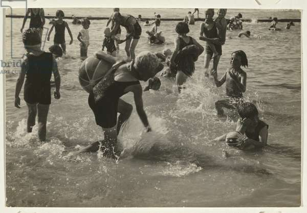 Untitled Dee Why pool, 1934 (gelatin silver photo)
