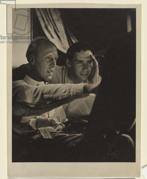 Hoyningen-Huene and Max Dupain, 1938 (gelatin silver photo)