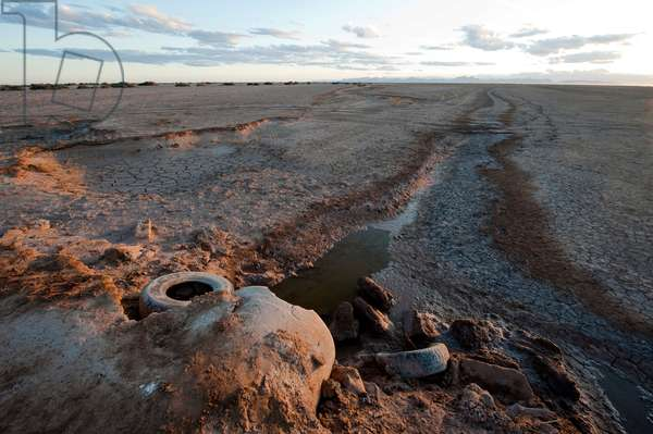 The Colorado River trickles to a premature, polluted end in Sonora (photo)