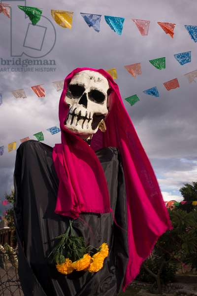 Day of the Dead celebration (photo)