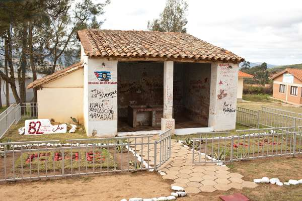Executed Ernesto 'Che' Guevara's corpse was displayed here to the press (photo)