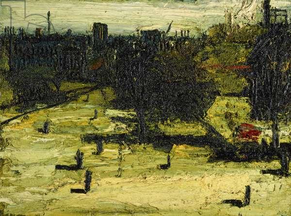 Primrose Hill: High Summer, 1959 (panel)