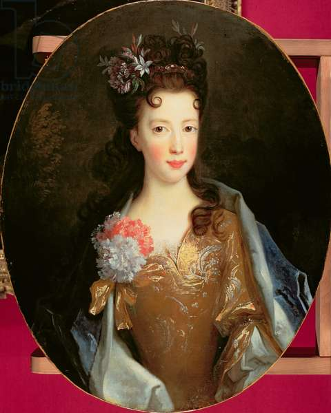 Princess Louisa Maria Teresa Stewart, c.1700 (oil on canvas)
