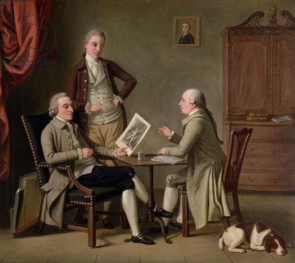 The Connoisseurs, 1783