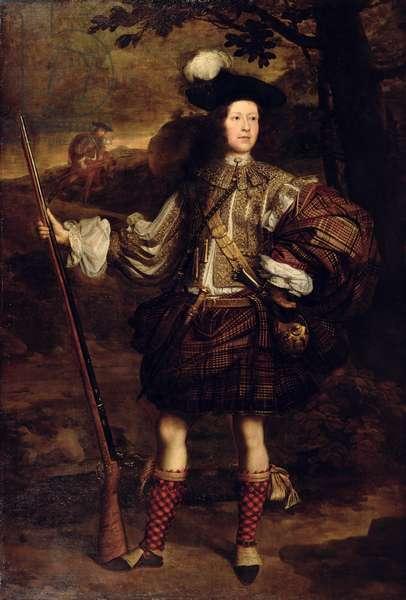 Sir Mungo Murray (1668-1700), c.1683
