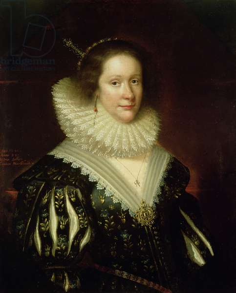 Lady Mary Erskine, Countess Marischal, 1626