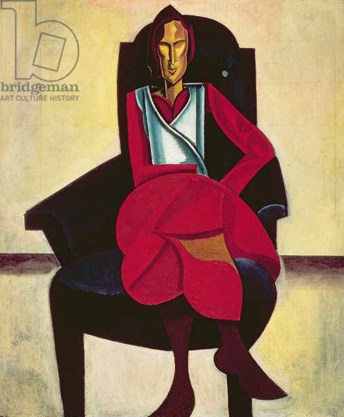 Seated Figure, c.1921