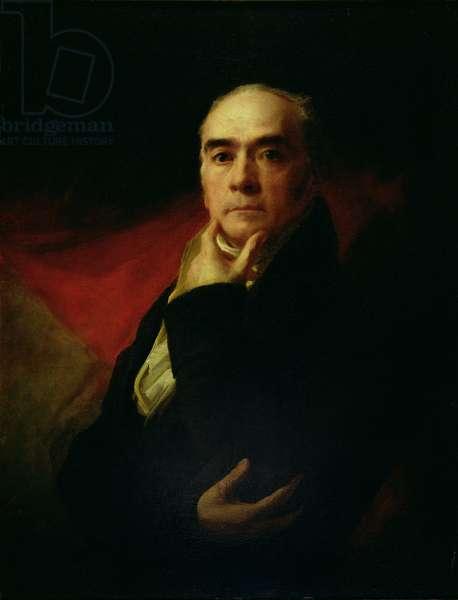 Self Portrait, c.1815 (oil on canvas)