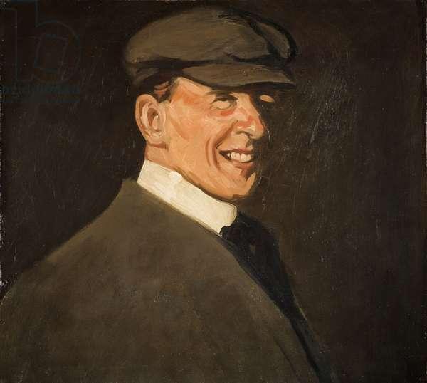 Self Portrait, c.1902 (oil on canvas)