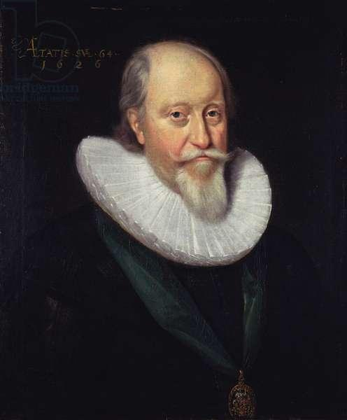 John Erskine, 2nd Earl of Mar (c.1562-1634), 1626 (oil on canvas)
