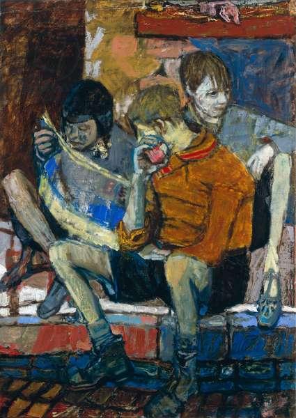 Street Kids, c.1949-51