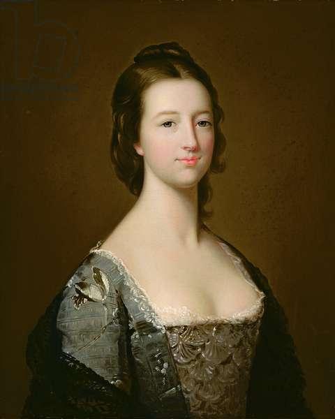 Elizabeth Gunning, Duchess of Hamilton (1734-90)