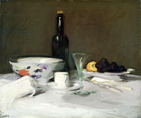 The Black Bottle, c.1905